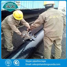 bituminous adhesive joint wrap tape for gas pipeline Joints & Fittings