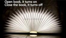 mini flat led battery light rechargeable lights led book light