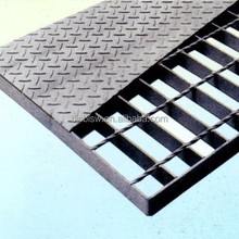 Catwalk steel grating standard size