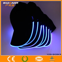 wholesale Cotton birthday items led hat high quality led snapback cap hat