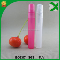 8ml food grade spray bottle 8ml fresh breath sprayer 8ml Mouth Breath Spray Bottle