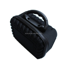waterproof eco-friendly wholesale professional tool case with handle with foam insert