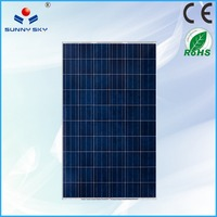 30V 8A type of solar cell for sale solar panels used in solar system for home TYP240