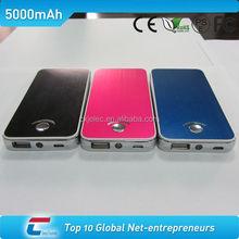 Shenzhen CXJ Top Battery Lithium Polymer Cell power bank 5000