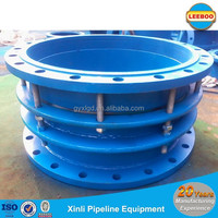 B2F ductile iron pipe fitting dismantling joint with flange connection