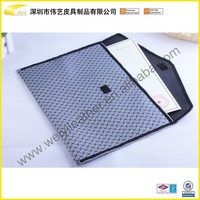 Bag Shape Travel Document Holder For Contract