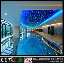 Alibaba fiber optic pendant light for home decortion