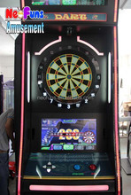 Promotion!! 2015 Hot Selling Double Screen Electronic Online Dart Machine