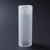 Wholesale cheap heat resistant transparent/frosted screw hanging fabric glass blown lampshades