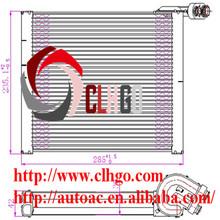 factory air conditioner evaporator/auto car air ac evaporator for Toyota