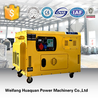 2015 new design portable battery operate generator