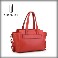 The first layer cowhide leather leather handbags made in thailand