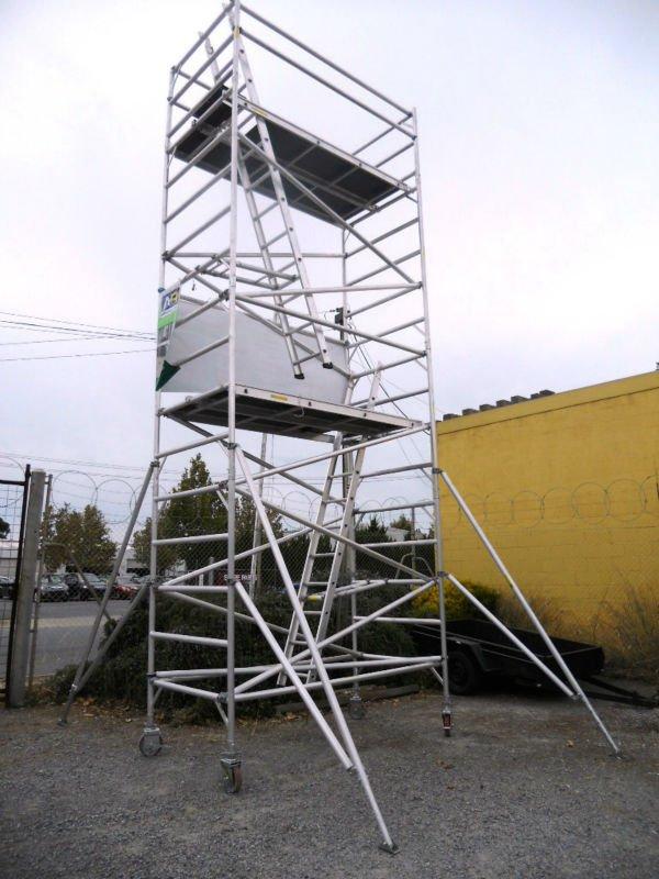 Aluminum Scaffold Deck : Skidproof deck multi use scaffold aluminum buy