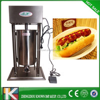 commercial automatic stainless steel german sausages for sale 15L / 20L / 25L 110v/220v