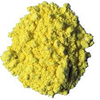 Fresh lemon yellow powder pigment natural powder
