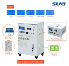 Solar Combined System 3kw