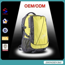 Rain cover 2015 new model girls boys shoulder bag 32L nylon university school travel backpack bag