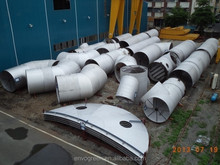 Petro Plant Stainless Steel Air Duct Fabrication