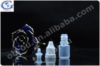 PE sterile eye dropper bottles/vials eliquid with child&tamper proof dropper