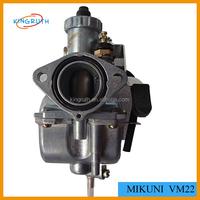 new product motorcycle carburetor mikuni VM22