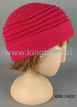 Sombrero Plegable de Lana Tejida, de Invierno de Dama, de Moda