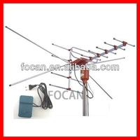 Remote Controlled 360 degree Rotating outdoor TV antenna with WA-001A for African market