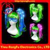 Wholesale led hair wig/party headband/make up headband