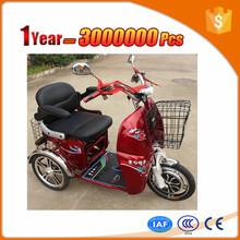 ROHS motor tricycle three wheeler auto rickshaw with fashion shape