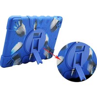 High Quality PVC+silicone Waterproof Bag Case for iPad Air , tablet waterproof case