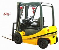 Electric flame-proof forklift CPD20Ex