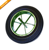 rubber solid wheel for wheelbarrow
