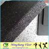 crumb rubber floor tile/ourdoor playground rubber floor mat/gym floor mat