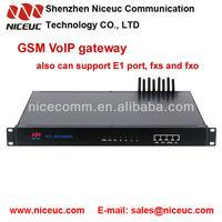 gateway gsm goip / 8 port 32 sim gsm gateway