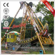 amusement rides pirate ship for sale Mini pirate ship small park rides swinger for sale