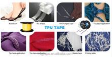 TPU tape elastic and clear Tape