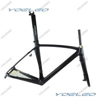 High Quality Road Bike Carbon Frame Disc Brake,Compatible with DI2,With Frame+Fork+Seatpost+Seat Clamp