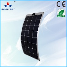 22% high efficiency flexible solar panel with best price in china TYF100