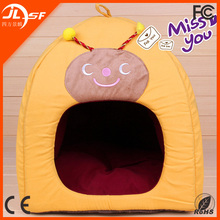 Cartoon animal pattern dog bed,colorful funny dog bed,small dog bed for sale