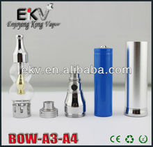 low price e cigarette BOW A3 electronic cigarettes with 5 colors