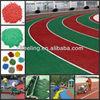 polyurethane binder rubber granules/EPDM granule/granulated epdm flooring for running tracks-G-Y-0728