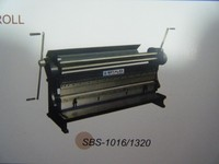 3-IN-1 COMBINATION OF Shear, Brake and Slip Roll machine