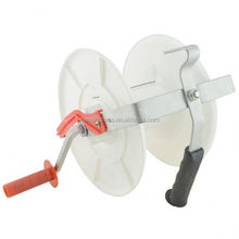 (China) 2015 Hot products light tape and rope electric fence reel fence geared reel