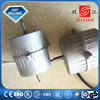 3 or 4 Speed Single phase electronic range hood motor