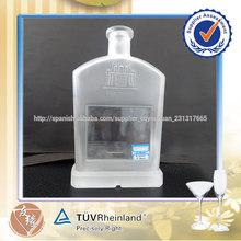 botella de vidrio de 750 ml barato de alta calidad