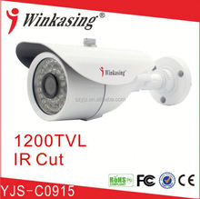Support P2P Best selling electric items night vision bullet camera
