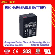 rechargeable sealed lead acid battery