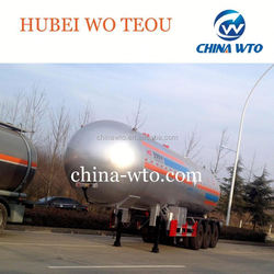 59.6 cbm 3 axles lpg gas tanker container semi trailer,ebay china website semi trailer