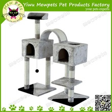 Customized color optional Classic cat tree in Europe with luxury pet items of cat products