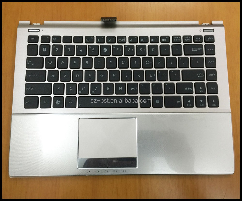 New US keyboard for ASUS U46 U46E U46E-1A with frame Small Enter