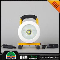 LOW PRICE! portable led battery work light with magnetic base